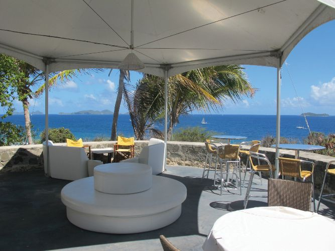 VIPY BVI Property and Yacht - Reader's Choice Awards - Brandywine Estate Restaurant