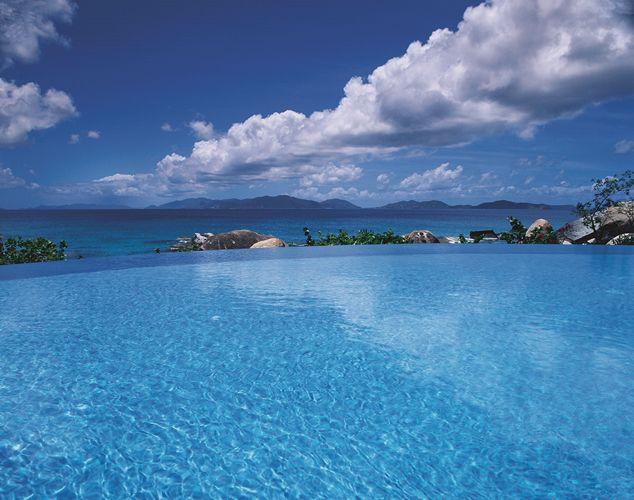 Villa Rentals - An Infinity Pool