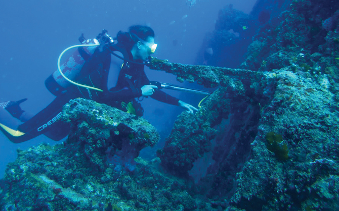 BLUE WATER DIVERS 2