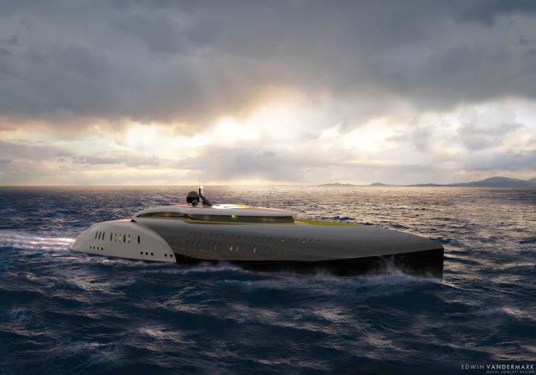 Hybrid Concept 2021 Cruising