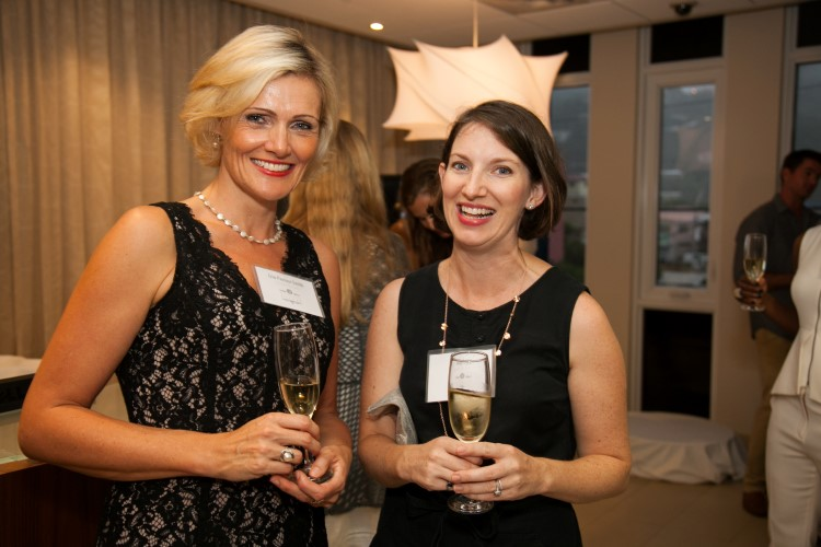 Virgin Island's Property and Yacht Stylish Spaces of the Year Awards at VP Bank in Road Town Tortola, British Virgin Islands. Photo: Heidi Schumann