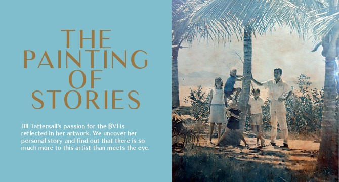 The Painting Of Stories