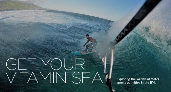 Get your Vitamin Sea