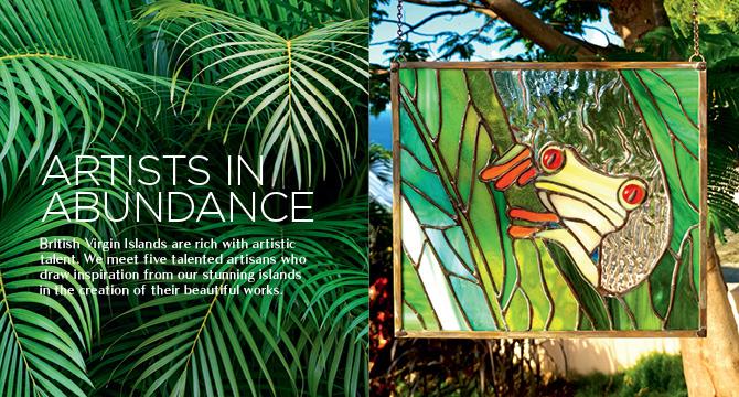 Artists in abundance
