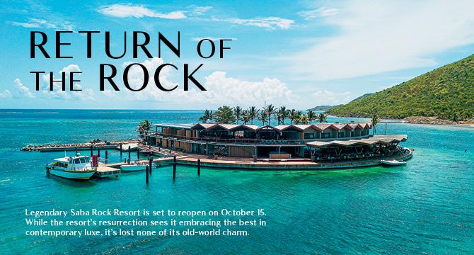 Return of the Rock